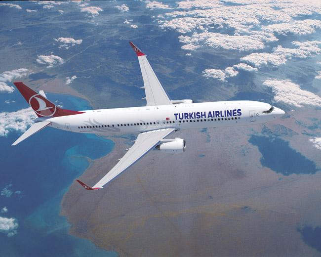 THY, Şili'de Santiago'ya uçuyor