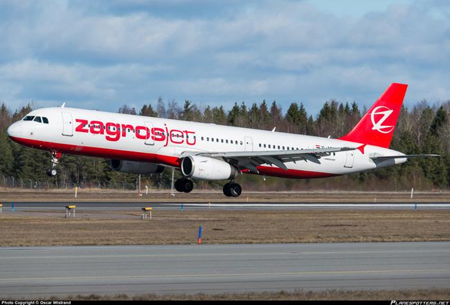 Havada Motoru Duran Uçak Acil İniş Yaptı