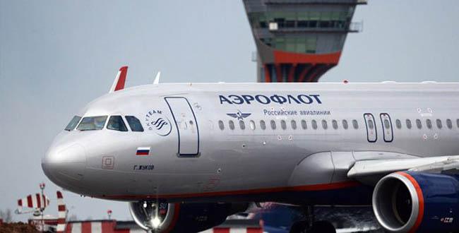 Aeroflot, İstanbul Ve Antalya'ya Bilet Satışını Durdurdu