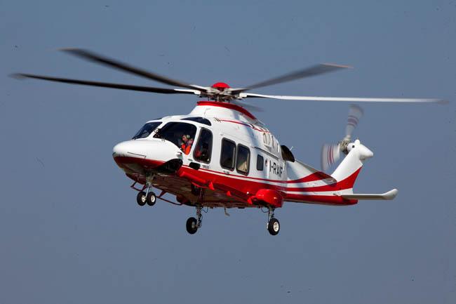 Leonardo ailesinin yeni nesil helikopterlerinden AW169 Airshow'da sergilenecek