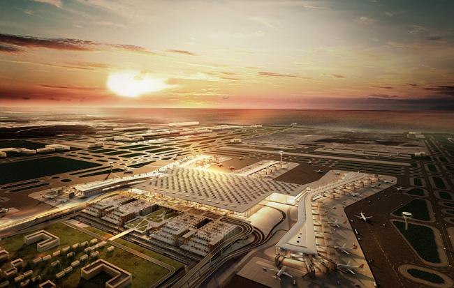 CNN, İstanbul Yeni Havalimanı'nın tamamlanmasını bekliyor