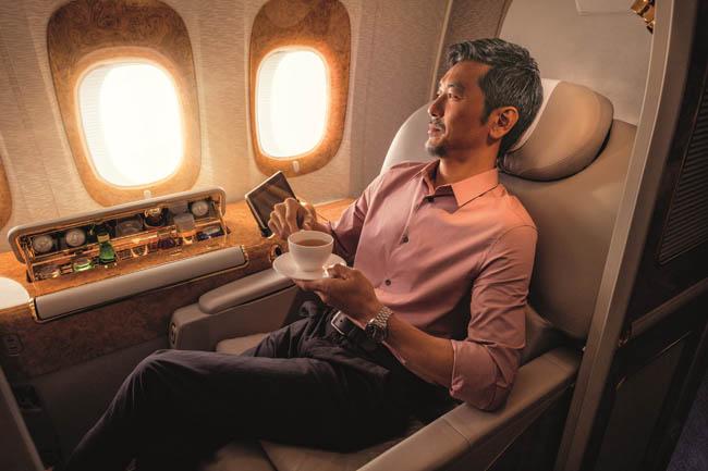 Emirates Business Rewards yenilendi