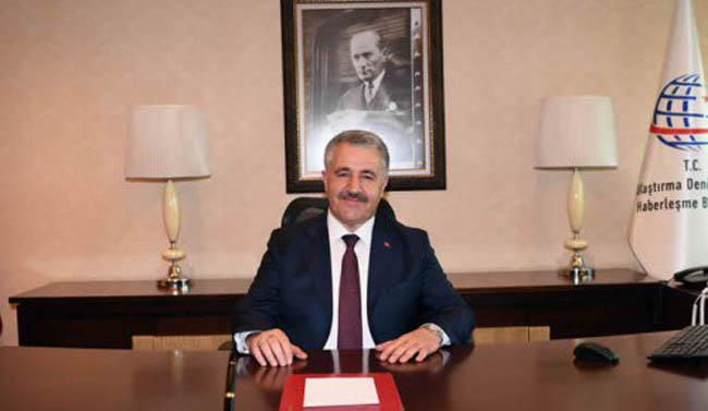 UDH Bakanı Arslan 23 Nisan kutlama mesajı yayınladı
