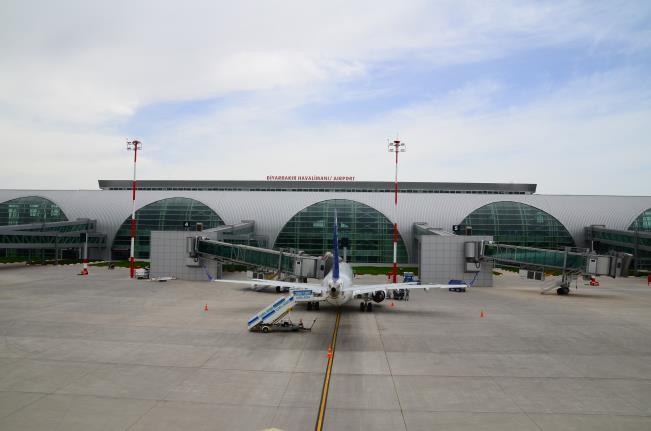 DHMİ, Diyarbakır Havalimanı'nda çalışma yapacak