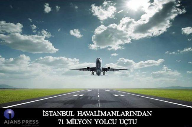 İstanbul Havalimanları yüzleri güldürdü