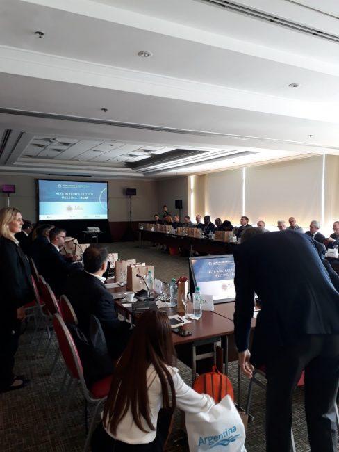 Hitit Latin Amerika'da Türk teknolojisini tanıttı