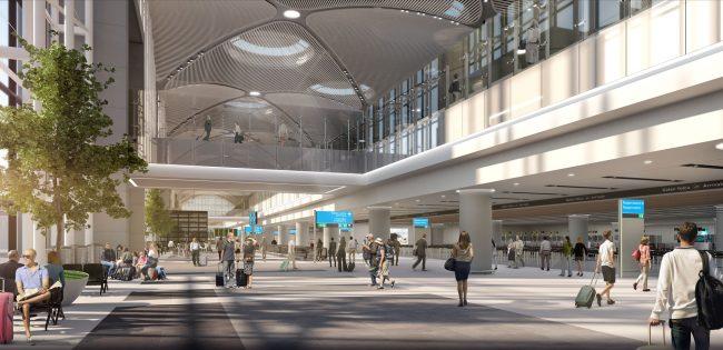 İGA, İstanbul Yeni Havalimanı'nı 3D animasyon film ile anlattı (VİDEOLU)