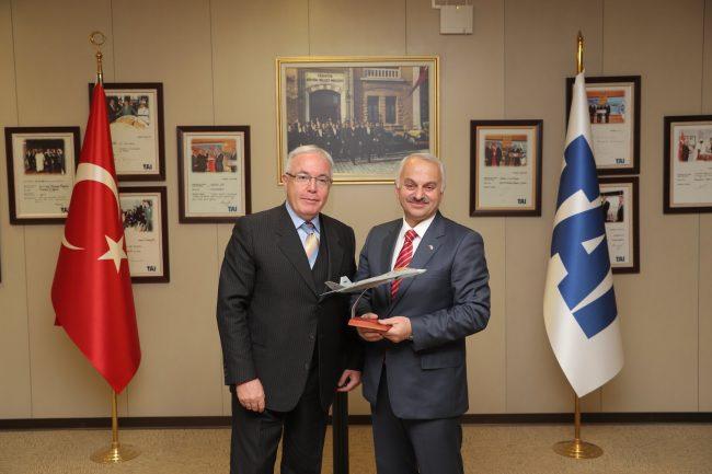 TAİ ve Hacettepe, işbirliği protokolüne imza attılar