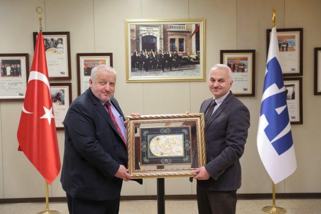 TAİ ve THY Teknik, iş birliği protokolü imzaladı