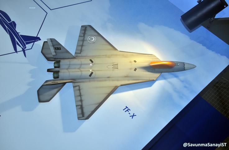 Milli Muharip Uçağı'nın ilk prototip uçuşu 2023'te