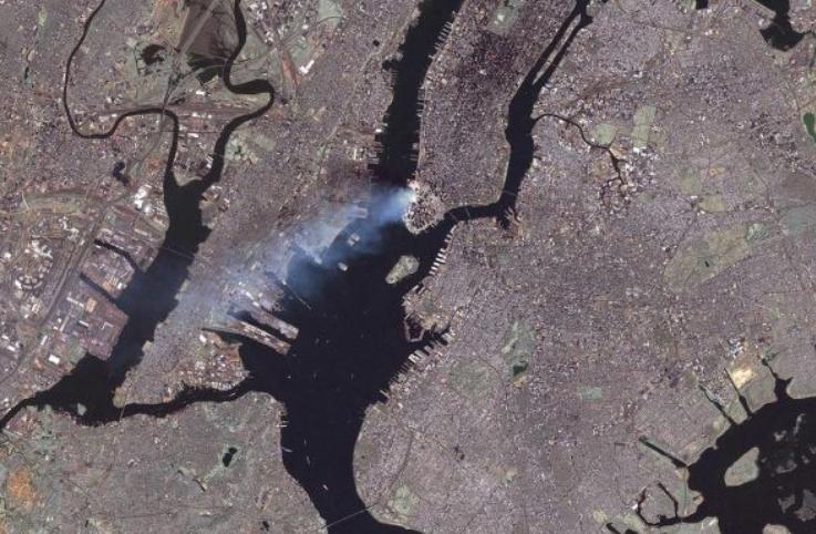 NASA 11 Eylül'ü andı