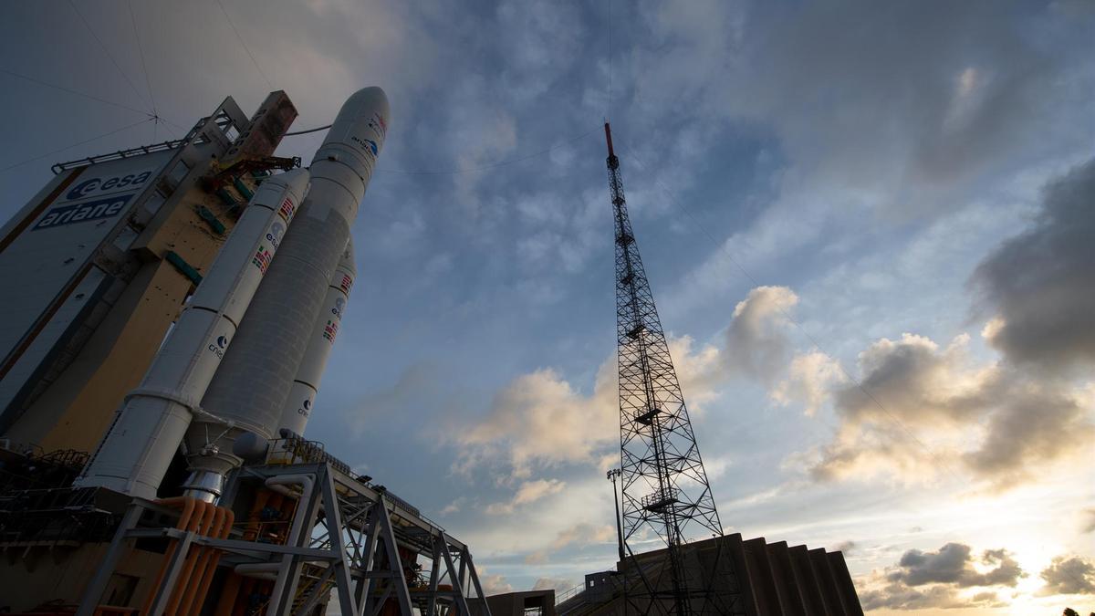 BepiColombo uzayda 7 yıl kalacak