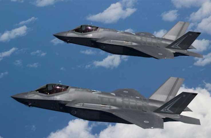 ABD Hava Kuvvetleri 78 adet F-35 siparişi verdi