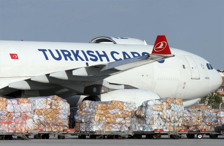 Turkish Cargo'dan pandemi döneminde güçlü yükseliş