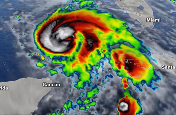 Florida'da Michael Kasırgası alarmı