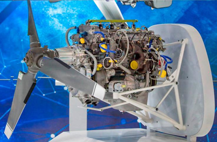 TEI-TUSAŞ, Baykar'a PD179 turbodizel motorunu teslim etti