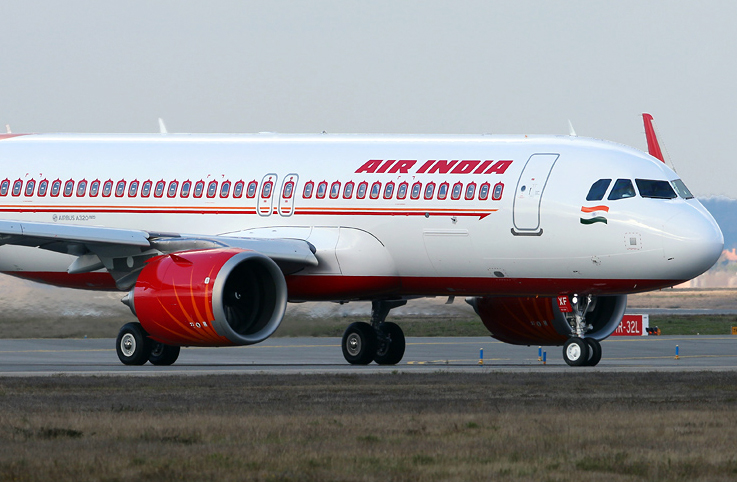 Air India, Bangalore-San Francisco direk uçuşlara başladı