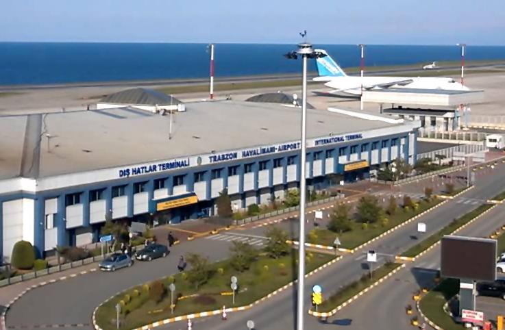 Trabzon Havalimanı yenileme ihalesine çıktı