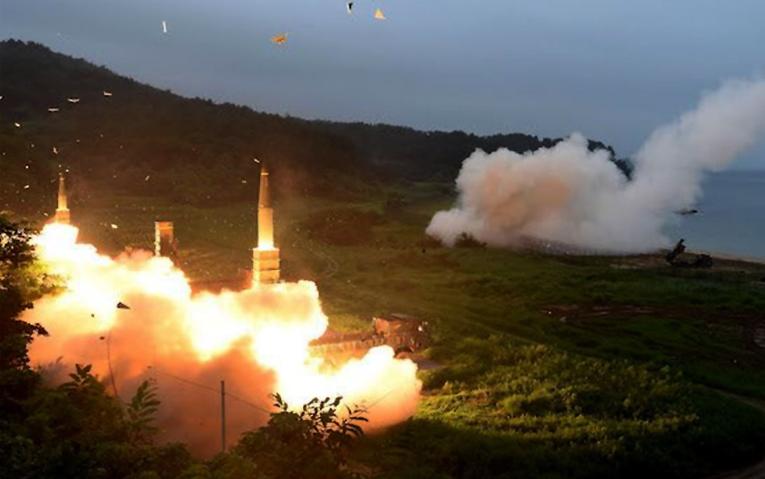 Kuzey Kore iki füze daha denedi