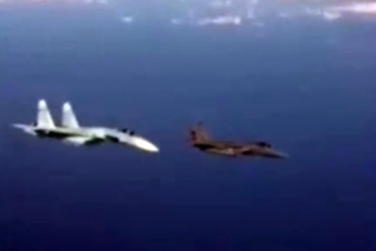 Rusya, Karadeniz'de ABD keşif uçağına önleme yaptı