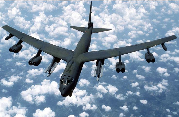 ABD, B-52 bombardıman uçaklarını ortadoğuya gönderdi