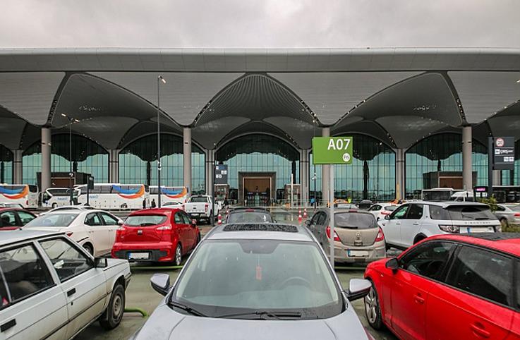 Havalimanları otopark ücretleri yeniden belirlendi