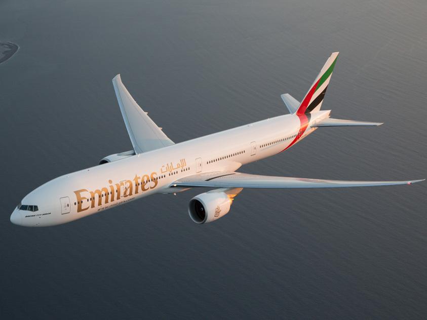 Emirates, koronavirüsten sonra ilk yolcu uçuşlarını duyurdu