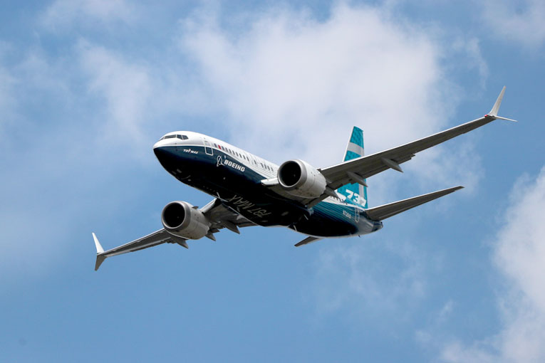 EASA, B737 MAX'lerin AB'de uçmasına izin verdi