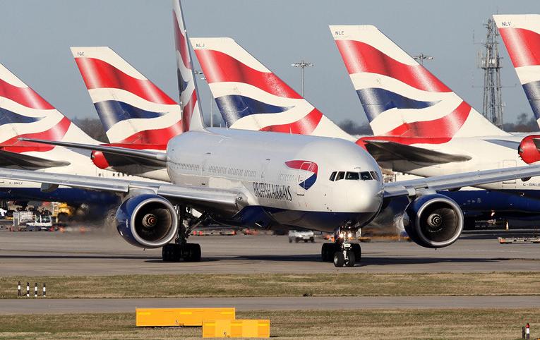 British Airways, 3 adet B777-200'ü filosundan çıkarıyor