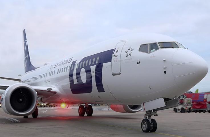 LOT Havayolları 1 Haziran da uçacağını açıkladı