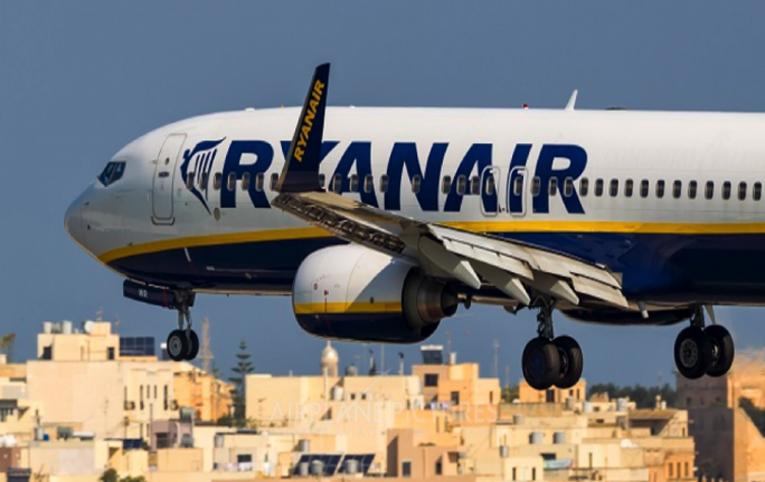 Ryanair, Mayıs sonunda uçuşlara başlayacağını açıkladı