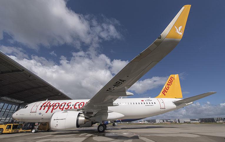 Pegasus, 2.5 milyar borçlanma için SPK'ya başvurdu