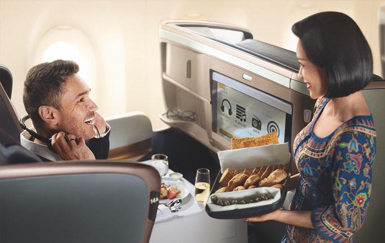 Singapur Havayolları müşterileri için yeni deneyim paketi başlatıyor