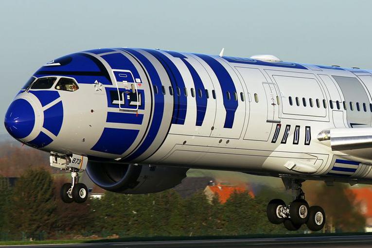 ANA'nın Dreamliner'ını Rusya'ya acil indi
