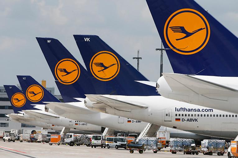 Alman Lufthansa tahminlerinin altında zarar açıkladı