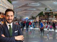 İstanbul Havalimanı'nda 'Süper Cuma'nın alışveriş lideri Türkler oldu
