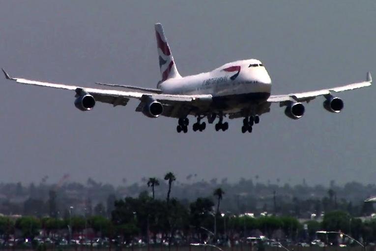 BA'nin uçağında flap arızası
