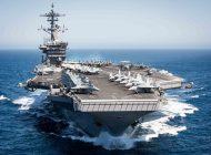 Theodore Roosevelt uçak gemisi kaptanın yardım çağrısı