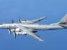 İngiliz Typhoon jetleri, Rus Tu-142'ler için havalandı