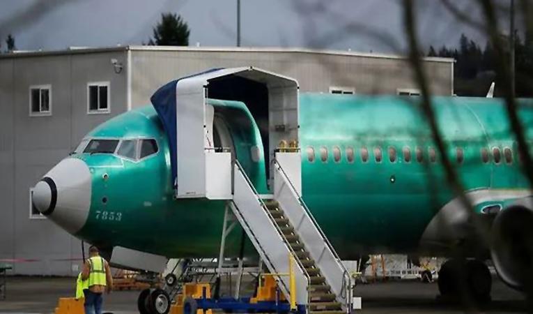 B-737 MAX üç günlük sertifikasyon uçuşuna hazırlanıyor