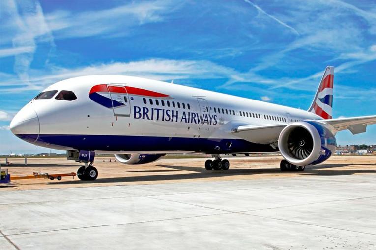 British Airways, B787-10 Dreamliner'ı teslim aldı