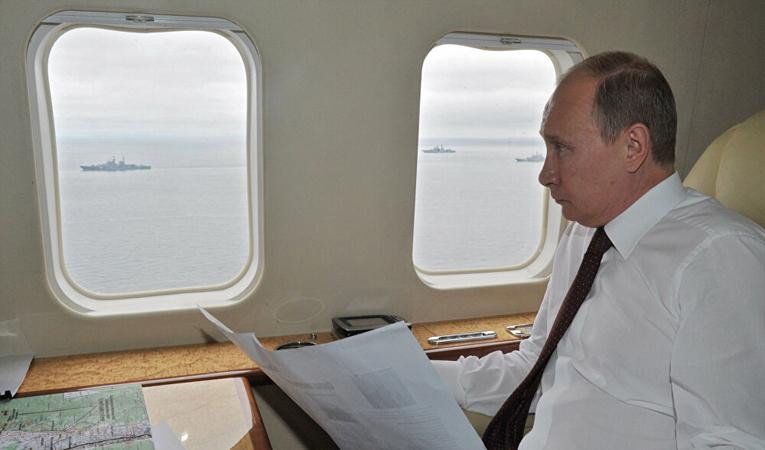"Putin, ""Aynı uçakta uçmam"""