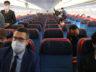 THY ilk uçuşunu Ankara'ya gerçemleştirdi