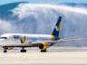 Ukrayna'dan Bodrum'a ilk uçak geldi