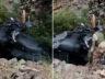 Diyarbakır Lice'de Jandarma Helikopteri acil indi
