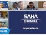 SAHA İstanbul'dan 40 saatlik canlı sunum