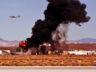 Libya'daki Vatiyye hava üssü bombalandı