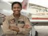 ABD Donanması'nda ilk siyahi kadın göreve başladı