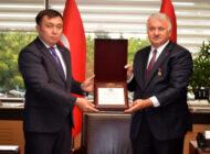 THY'ye, Kırgızistan Başbakanlığı'ndan 'Onur Belgesi'