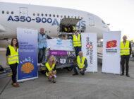 Airbus Foundation, ortakları ile birlikte Beyrut'a insani yardım sağlıyor